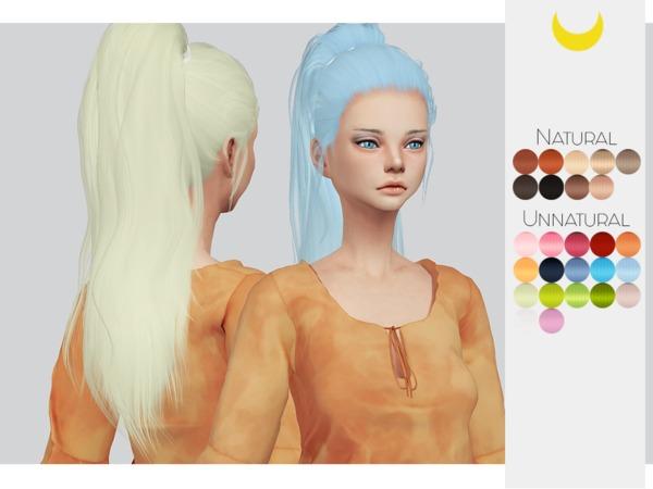 Sims 4 Hair Retexture 84 Stealthics Paradox by Kalewa a at TSR