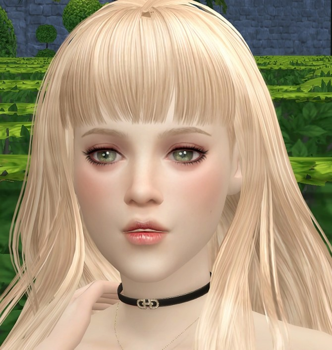 Emily at Vicky SweetBunny image 5014 670x706 Sims 4 Updates