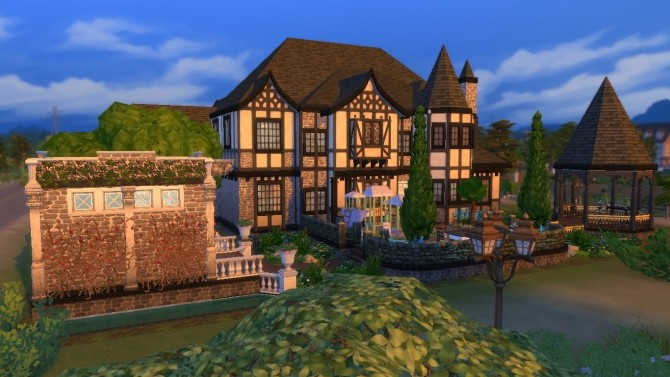 Thornhill estate by Cuddlepop at Mod The Sims image 5016 670x377 Sims 4 Updates