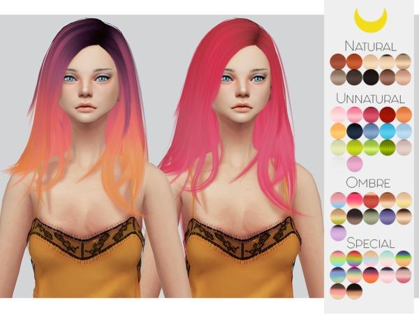 Sims 4 Hair Retexture 80 Stealthics Runaway by Kalewa a at TSR