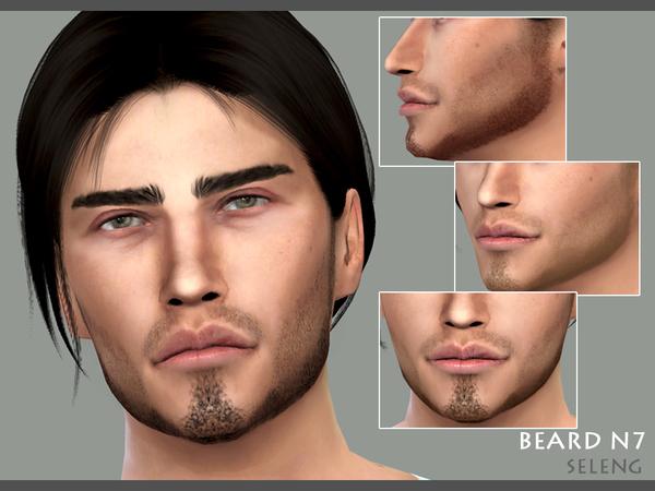 Beard N7 by Seleng at TSR image 510 Sims 4 Updates