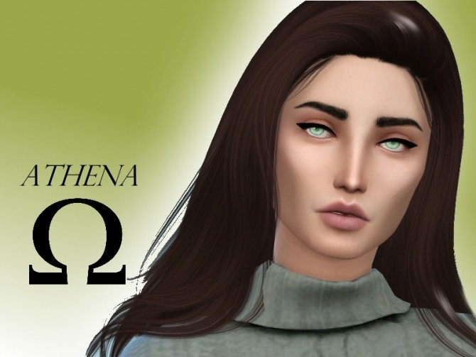 Athena by OlympusGuardian at Mod The Sims image 5110 670x503 Sims 4 Updates