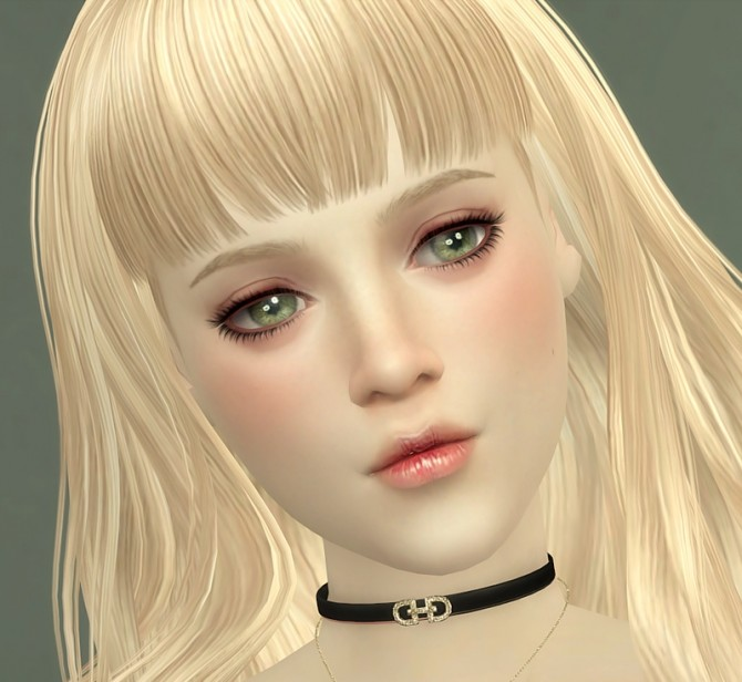Emily at Vicky SweetBunny image 5118 670x616 Sims 4 Updates