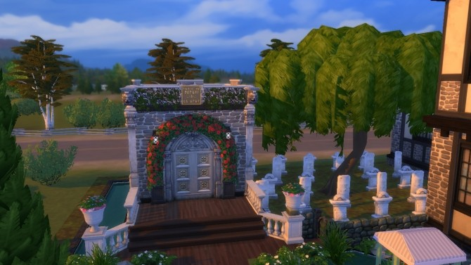Thornhill estate by Cuddlepop at Mod The Sims image 5120 670x377 Sims 4 Updates