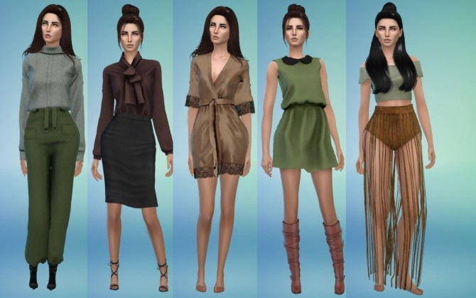 Athena by OlympusGuardian at Mod The Sims image 526 670x419 Sims 4 Updates