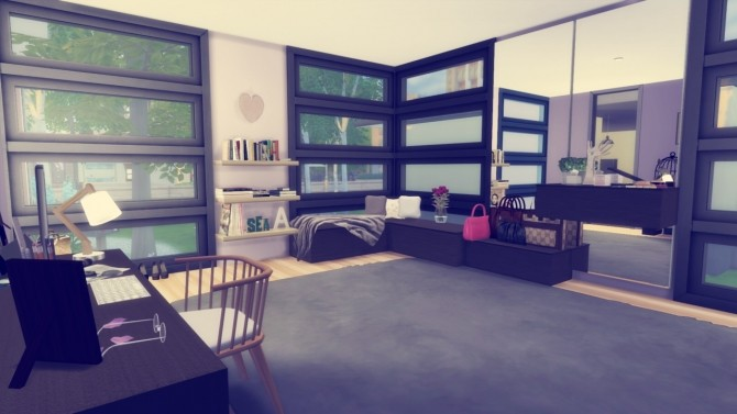Magnolia House at Simming With Mary image 5310 670x377 Sims 4 Updates