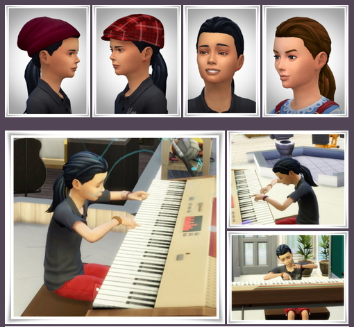 Daniels Ponytail at Birksches Sims Blog image 533 Sims 4 Updates