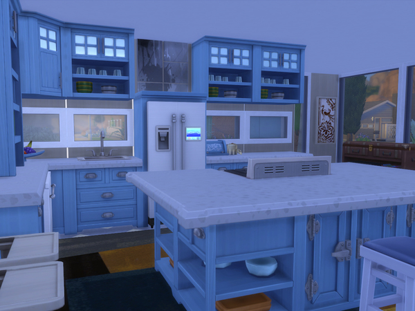 The Brownie House by dj0uliia at TSR image 540 Sims 4 Updates