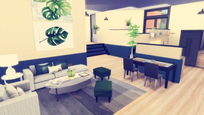 Magnolia House at Simming With Mary image 5411 670x377 Sims 4 Updates