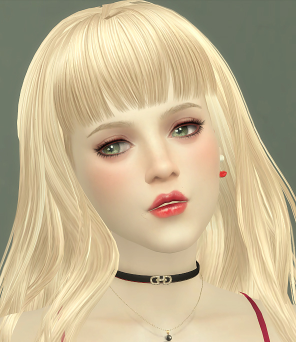 Emily at Vicky SweetBunny image 5414 Sims 4 Updates
