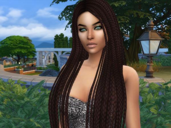 Sims 4 Virginia Evans by divaka45 at TSR