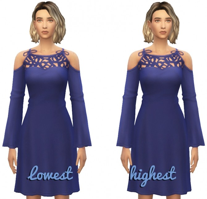 Female Waist and Hip Height Slider by Hellfrozeover at Mod The Sims image 564 670x643 Sims 4 Updates