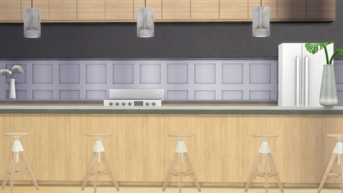 Sims 4 TOM AND JERRY stools at Meinkatz Creations