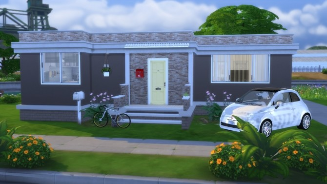 Real House at Dinha Gamer image 631 670x377 Sims 4 Updates