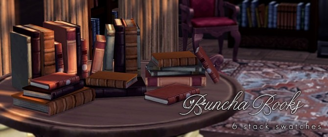 Antique Stacks Book clutter at Magnolian Farewell image 649 670x281 Sims 4 Updates
