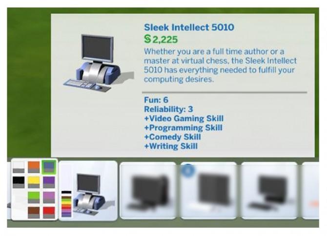 TS3 > TS4 Sleek Intellect 5010 PC Conversion by Menaceman44 at Mod The Sims image 677 670x484 Sims 4 Updates