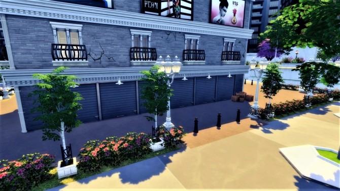 Sims 4 City Sports & Recreation at Agathea k