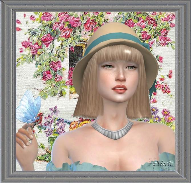 Sims 4 Chloé at L'univers de Nicole