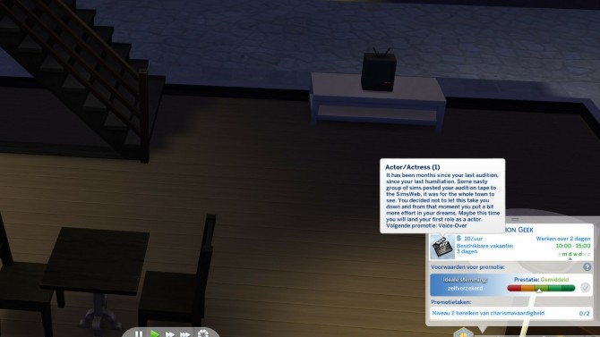Actor/Actress Career by xTheLittleCreator at Mod The Sims image 7111 670x377 Sims 4 Updates