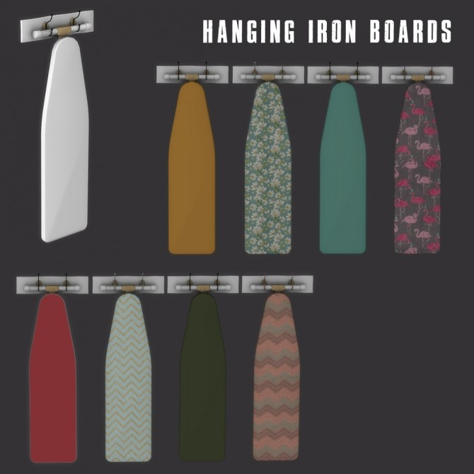 Hanging Iron Board at Leo Sims image 7510 670x670 Sims 4 Updates