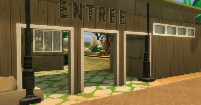 Sims 4 Entre Terre et Mer by valbreizh at Mod The Sims