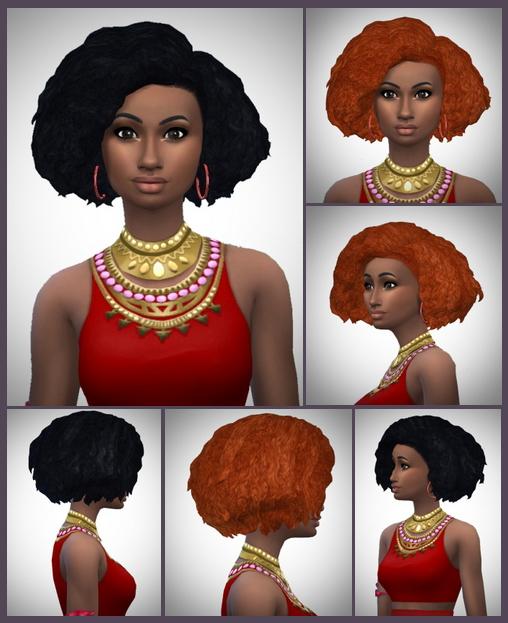 Pretty Women Curls at Birksches Sims Blog image 779 Sims 4 Updates