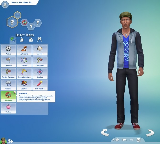 Lit Sims 4 Trait Mod – Quotes of the Day