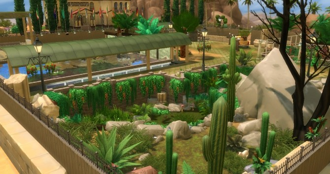 Entre Terre et Mer by valbreizh at Mod The Sims image 7820 670x353 Sims 4 Updates