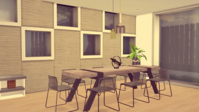 Oak Tree modern two bedroom house at Simming With Mary image 798 670x377 Sims 4 Updates