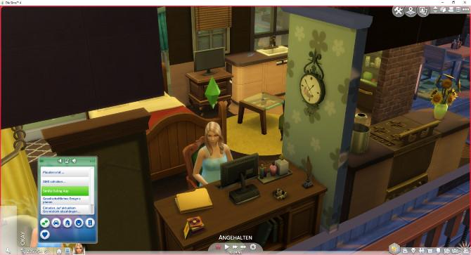 Sims 4 SimDa App at LittleMsSam