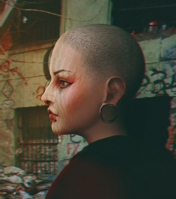 Skinhead set at Magic bot image 814 670x758 Sims 4 Updates