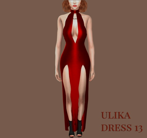 Dress 13 at Kumvip – UliKa image 824 Sims 4 Updates