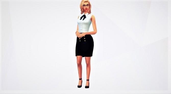 Sims 4 Sim Female Creation at Agathea k