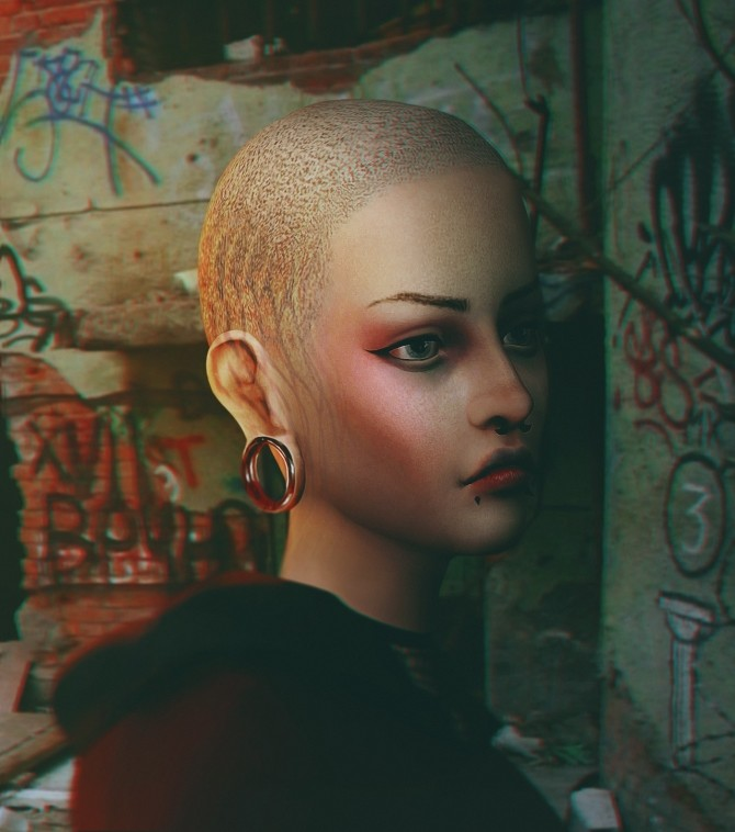 Skinhead set at Magic bot image 833 670x758 Sims 4 Updates