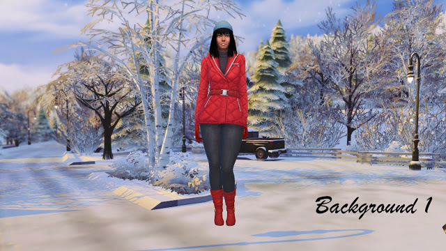 CAS Backgrounds Seasons Winter at Annett's Sims 4 Welt image 8517 Sims 4 Updates