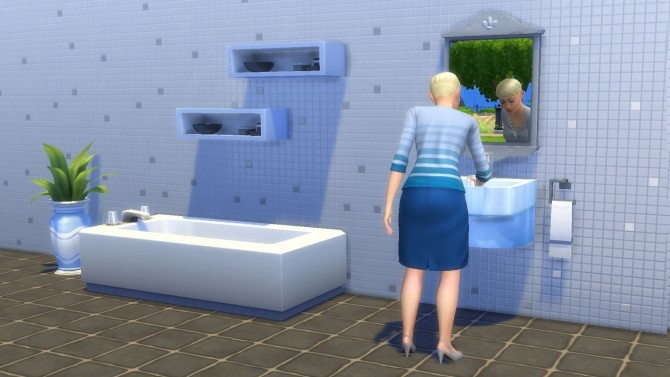 Shorty Sink by Snowhaze at Mod The Sims image 87 670x377 Sims 4 Updates