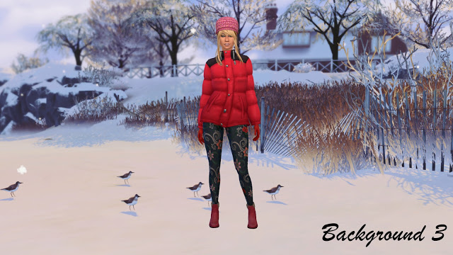 CAS Backgrounds Seasons Winter at Annett's Sims 4 Welt image 8716 Sims 4 Updates