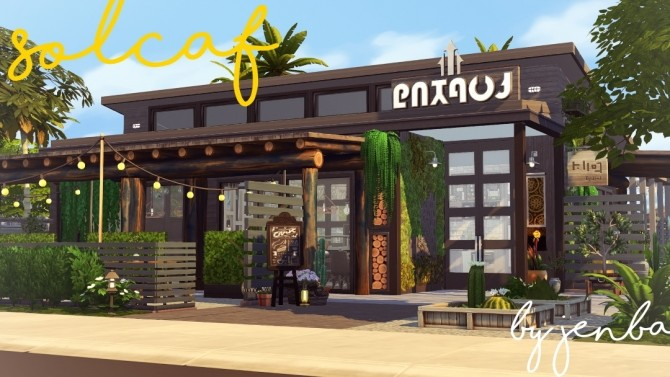 SolCaf restaurant at Jenba Sims image 9211 670x377 Sims 4 Updates