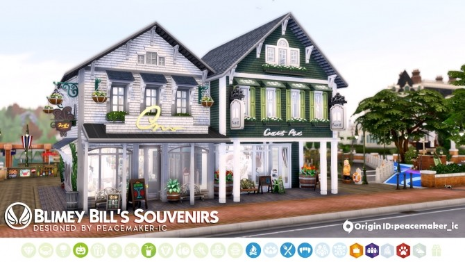 Brindleton Bay Community and Residential Lot Dump at Simsational Designs image 9219 670x377 Sims 4 Updates