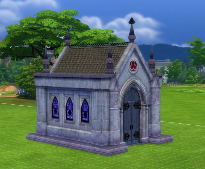 Mausoleum Remake by fire2icewitch at Mod The Sims image 929 670x552 Sims 4 Updates