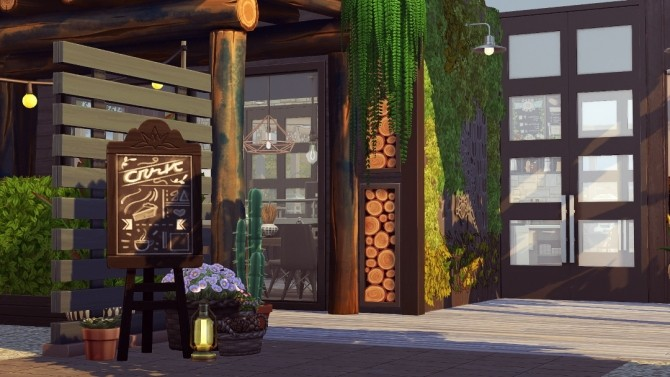 SolCaf restaurant at Jenba Sims image 9310 670x377 Sims 4 Updates