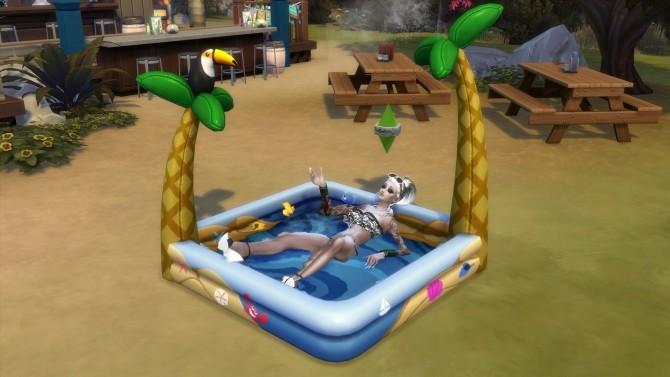 Sims 4 Vampire Sun Immunity by RevyRei at Mod The Sims