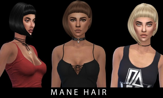 Mane Hair at Leo Sims image 9811 670x403 Sims 4 Updates