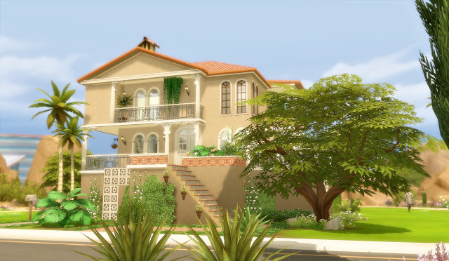 House 51 Oasis Springs at Via Sims image 10119 Sims 4 Updates
