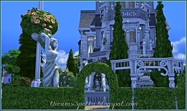Bride Dream church at Petka Falcora image 1077 Sims 4 Updates
