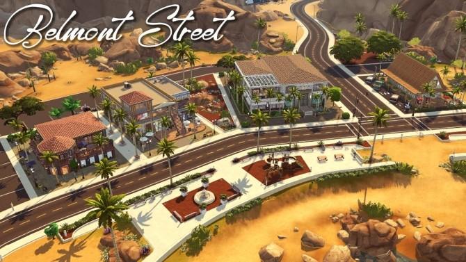 Just Maristella (Save File) Oasis Springs redone at Jenba Sims image 1093 670x377 Sims 4 Updates