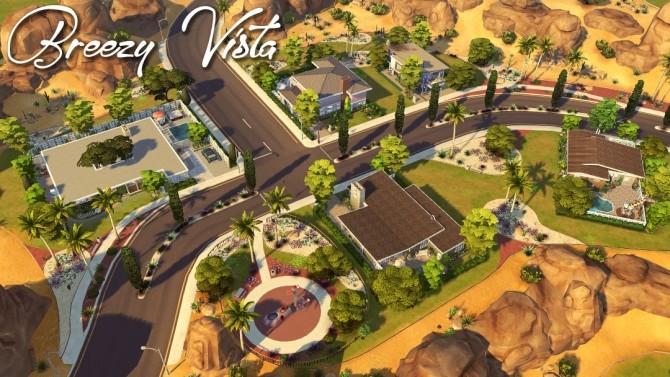 Just Maristella (Save File) Oasis Springs redone at Jenba Sims image 1103 670x377 Sims 4 Updates