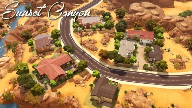 Just Maristella (Save File) Oasis Springs redone at Jenba Sims image 1117 670x377 Sims 4 Updates