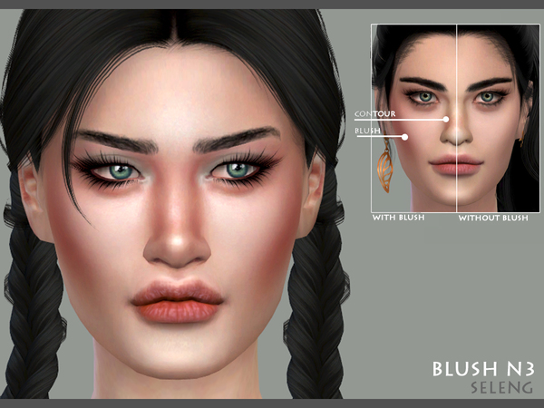Blush N3 by Seleng at TSR image 1119 Sims 4 Updates