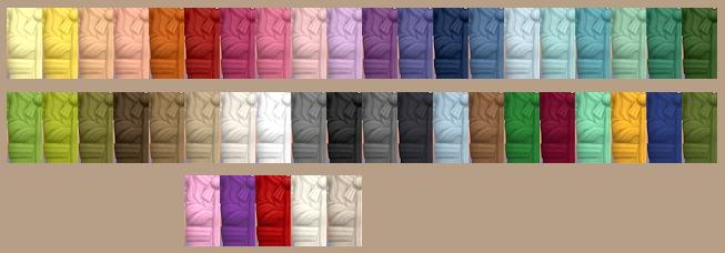 Sims 4 Seasons Knit Sweater Edit at Tukete